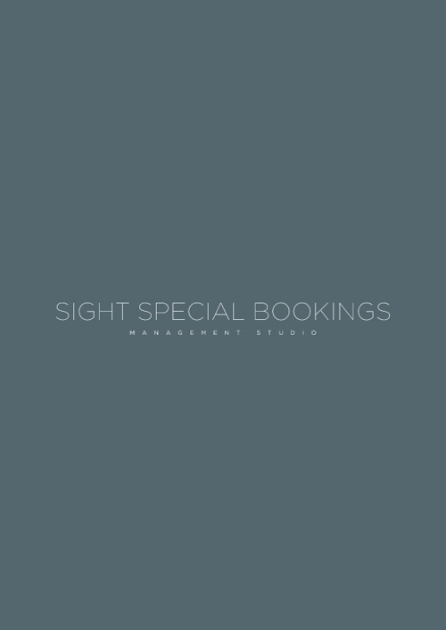 SIGHT SPECIAL BOOKINGS MANAGEMENT 2012 ENG