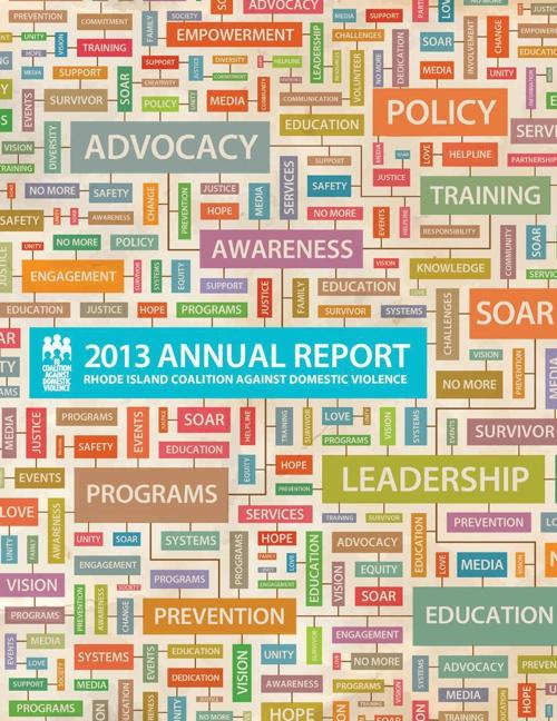 2013 RICADV Annual Report