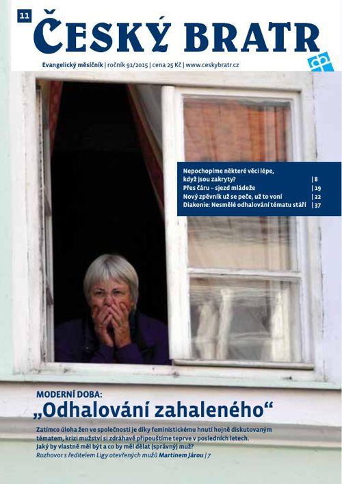 Český bratr 11-2015
