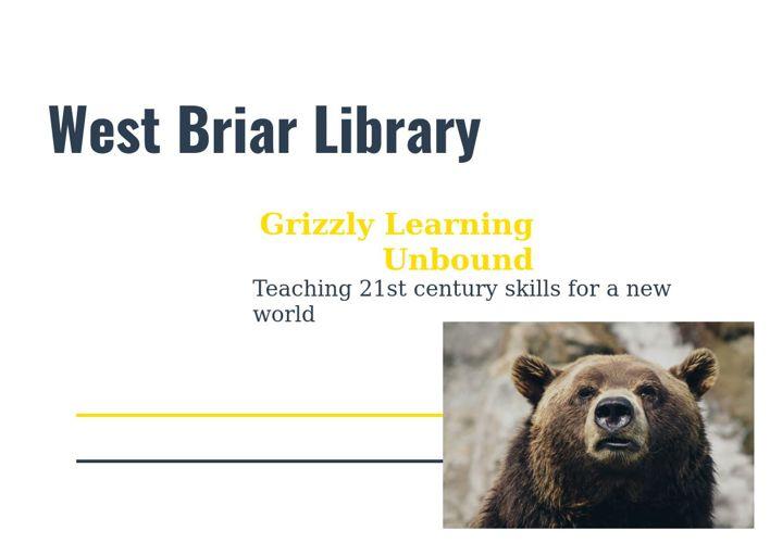 West Briar Collaborative Teaching
