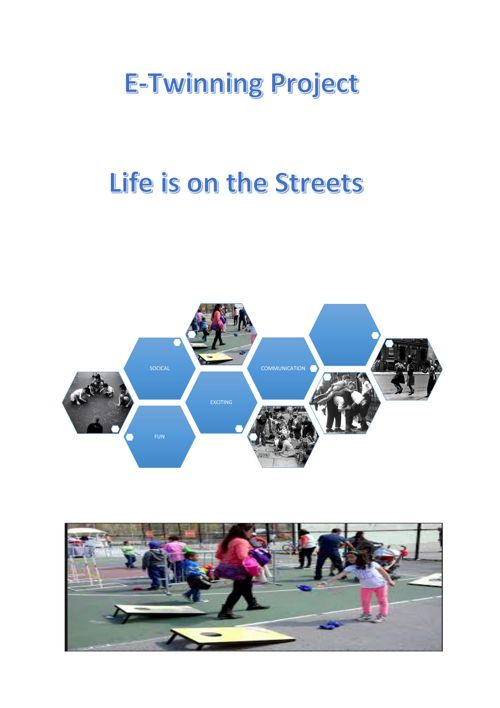 life is on the streets project e book