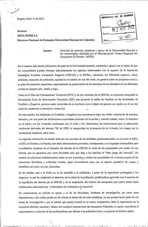 Carta Asesorias UNAL Extension Nacional 12Abril2012