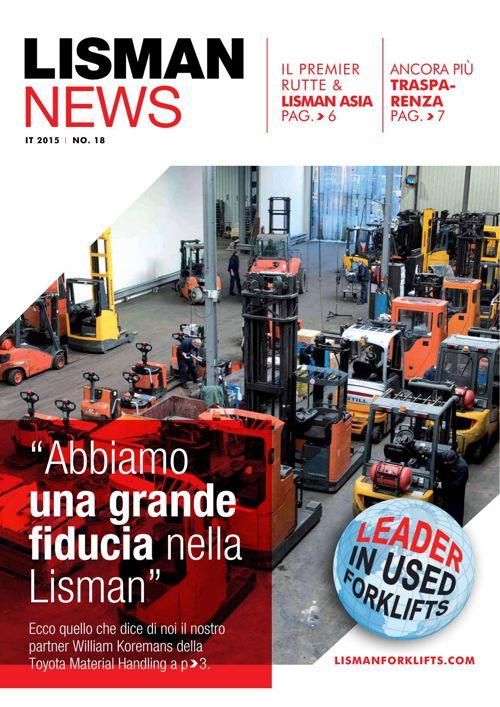 Lisman News 18 IT