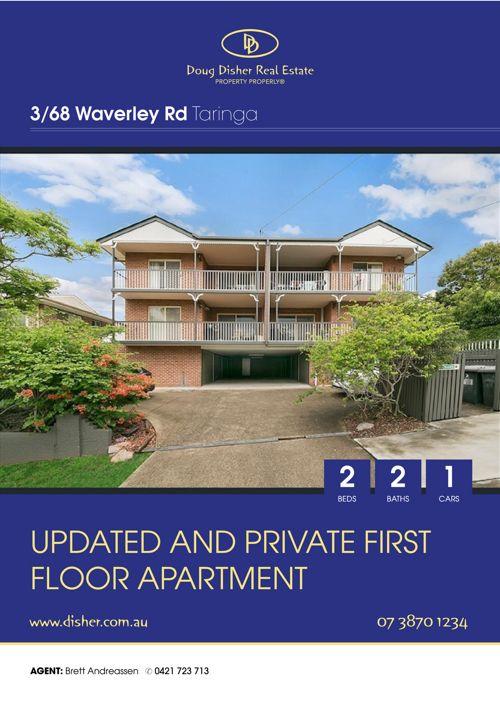 3-68 Waverley Rd