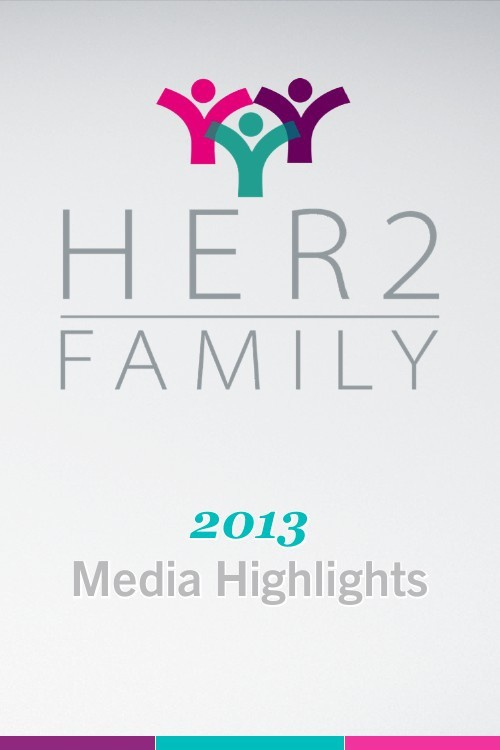 HER2 Family EOY Results Infographic