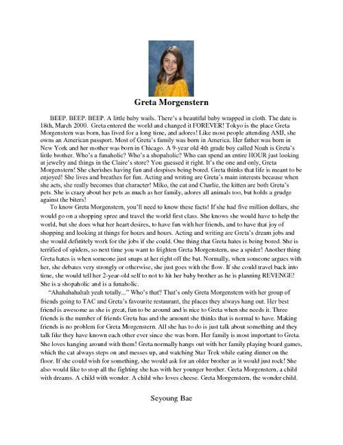 Greta Biography by Seyoung