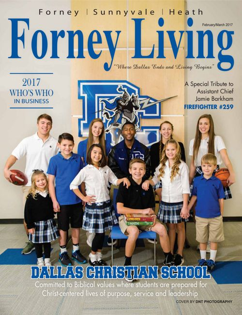 Forney Living - Feb/Mar 2017