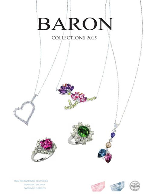 Baron Jewelry Catalog 2015