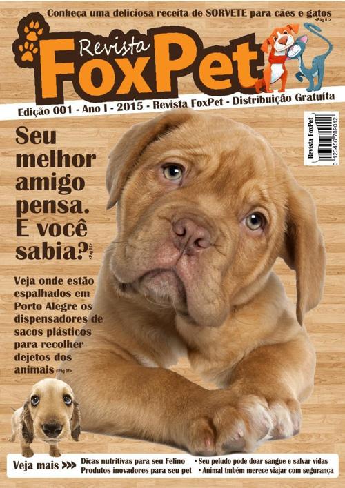 Revista FoxPet - Edição 000 - préteste