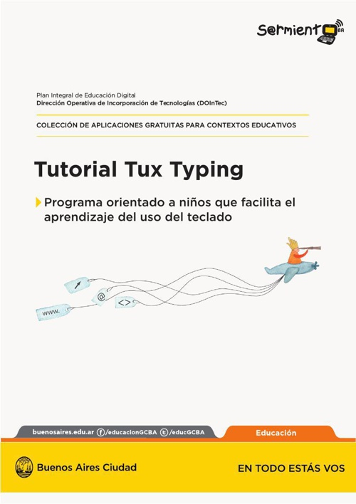 Tutorial TuxTyping