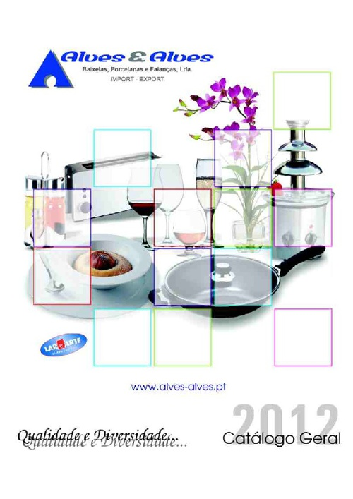 e-catalogo Alves ONLINE