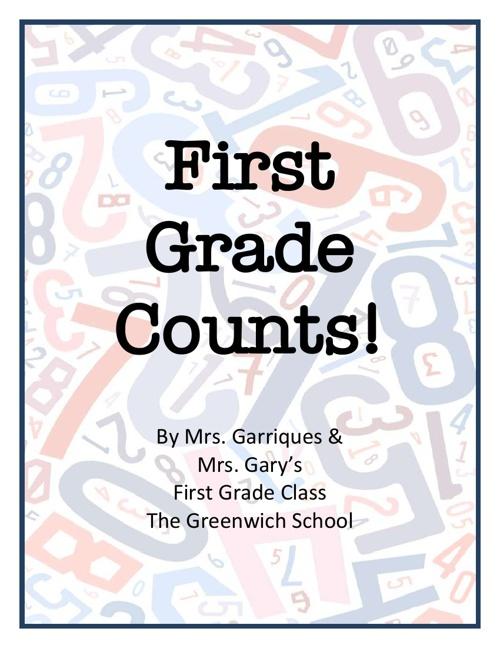 1G First Grade Counts!