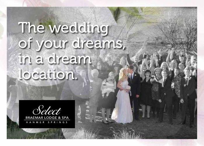 Select Braemar Lodge, NZ - Wedding Brochure