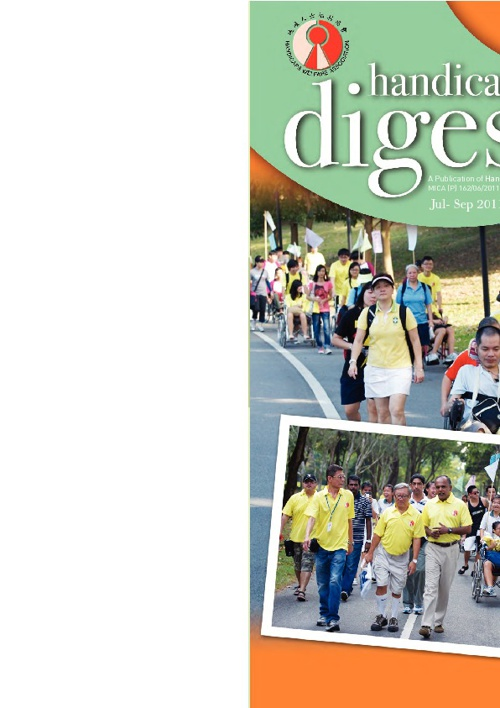 Handicaps Digest Jul - Sep 2011