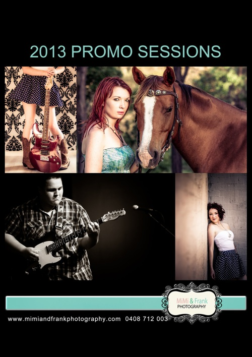 PROMO SESSIONS 2013