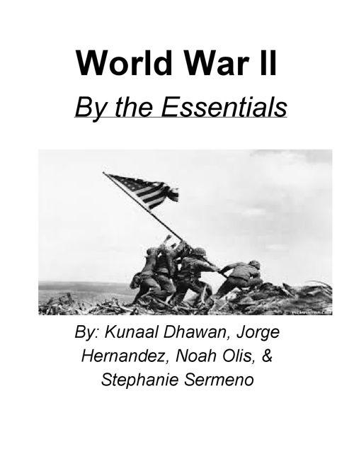 World War II: By The Essentials