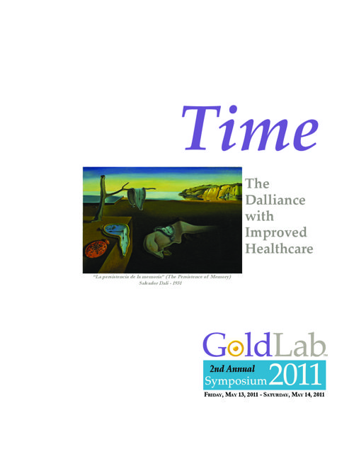 2011 GoldLab Symposium Program