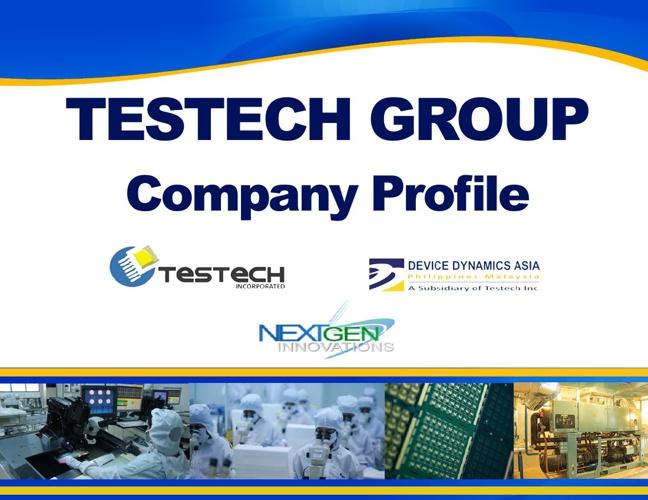 testech company profile