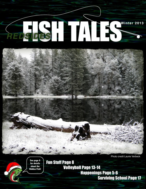 Fish Tales - Winter 2013