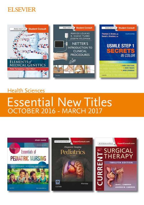 Essential Titles HS Oct 16-Mar 17
