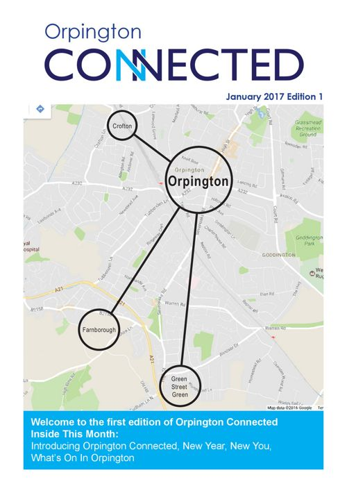 Orpington Connected January 2017 Edition