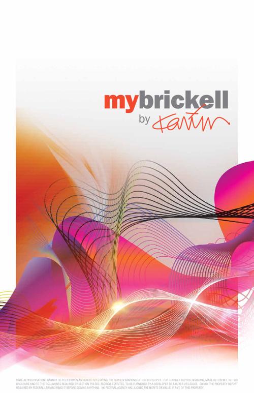 MyBrickell Brochure (esp)