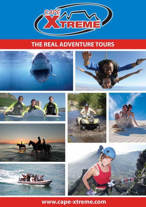Cape Xtreme E-Brochure