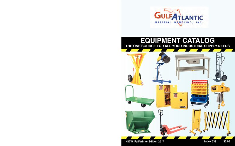 Gulf Atlantic - 2017 Catalog