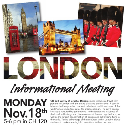 London Informational Meeting