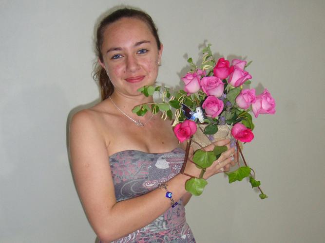 Débora 15 anos