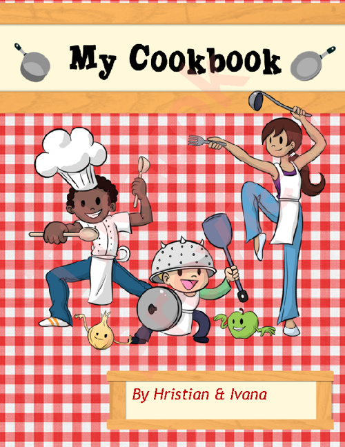MY COOKBOOK