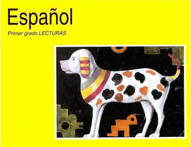 español de lectura de 1º grado primaria