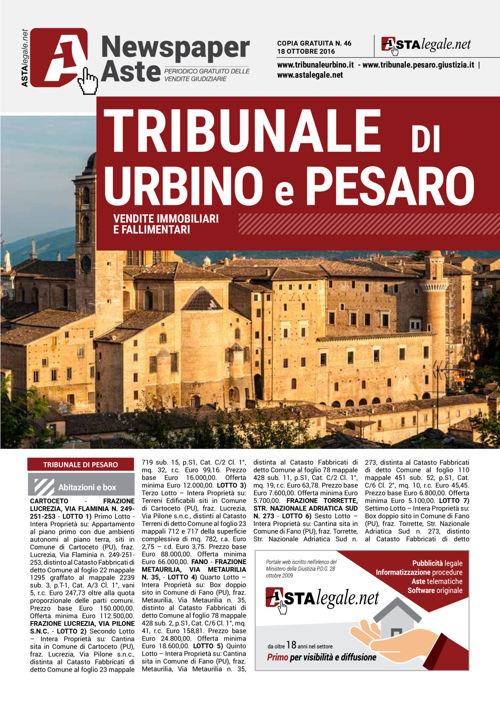 Urbino Pesaro ottobre 2016