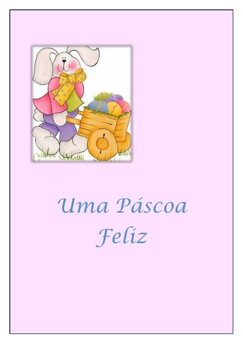 lembrança Páscoa