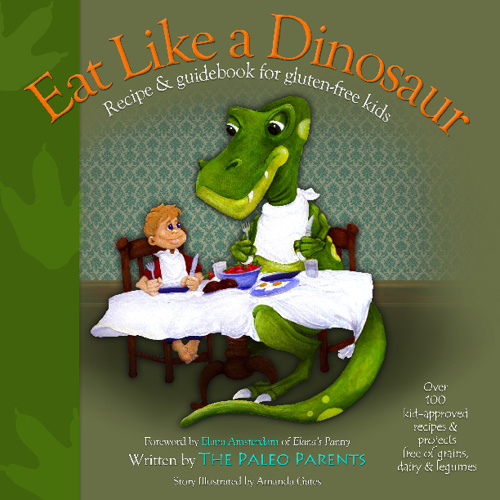Eat Like a Dinosaur Preview
