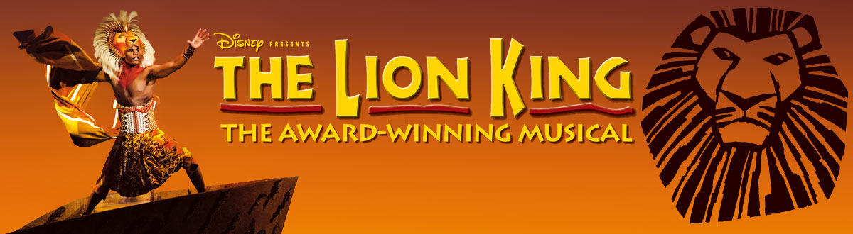 The Lion king London