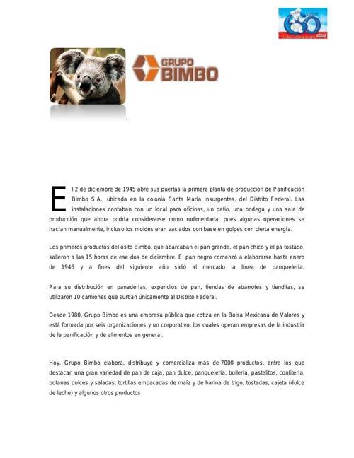 Grupo Bimbo_LTGSM