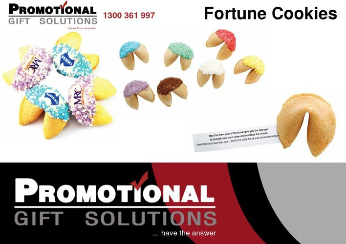 Confectionery-Fortune Cookies