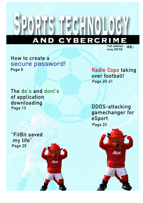 Technology and cybercrime in Sports