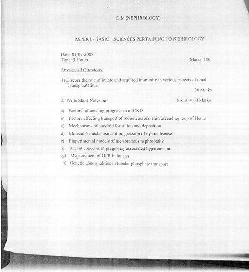 Question Paper 3