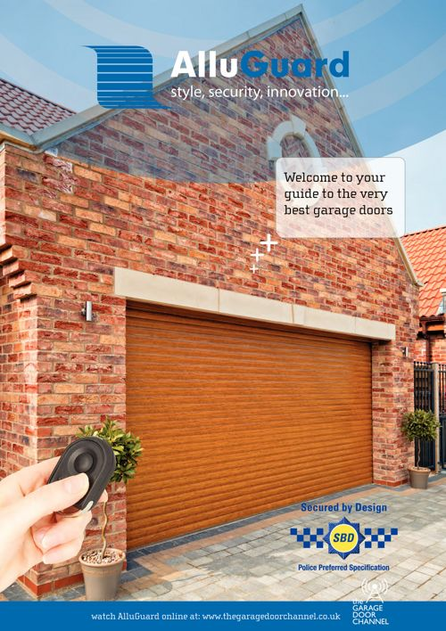 AlluGuard Garage Doors Brochure
