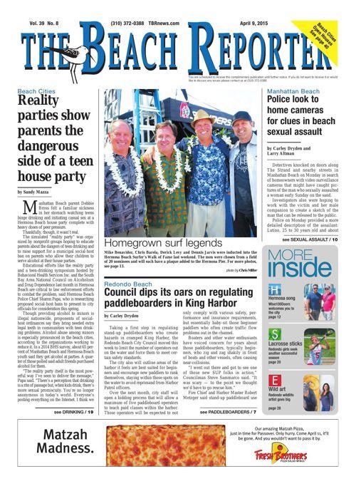 The Beach Reporter April 9, 2015