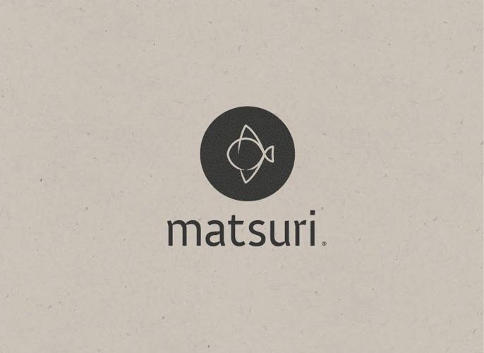 Matsuri - Brochures 2013-2014