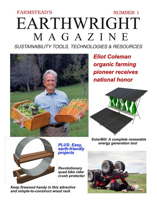 EARTH WRIGHT MAGAZINE Number 1