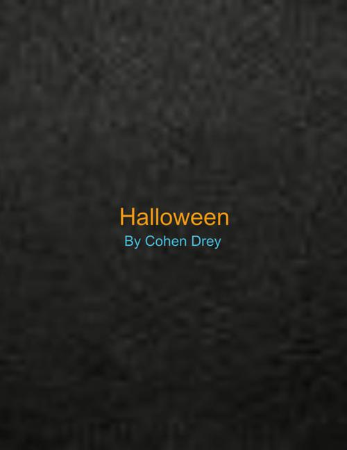 Cohen-halloween