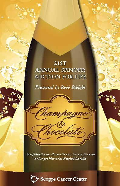 21st Annual Spinoff: Auction For Life Invitation