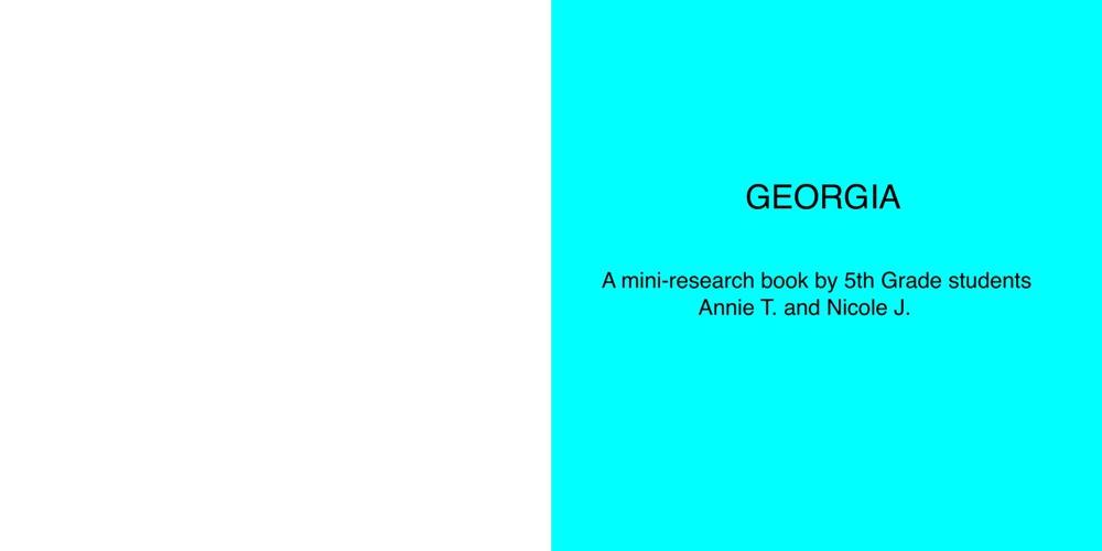 Southeast Research -  Georgia