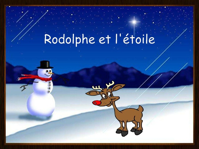 Rodolphe et l'etoile