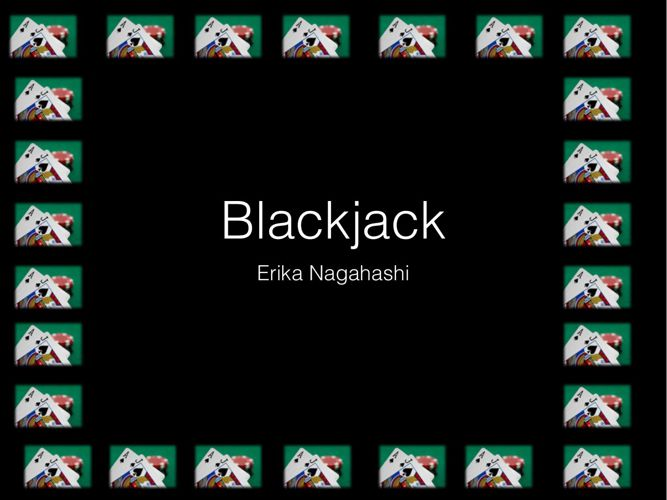 Carnival Project-Blackjack