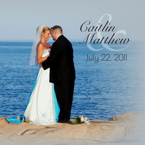 Caitlin and Matthew's Album